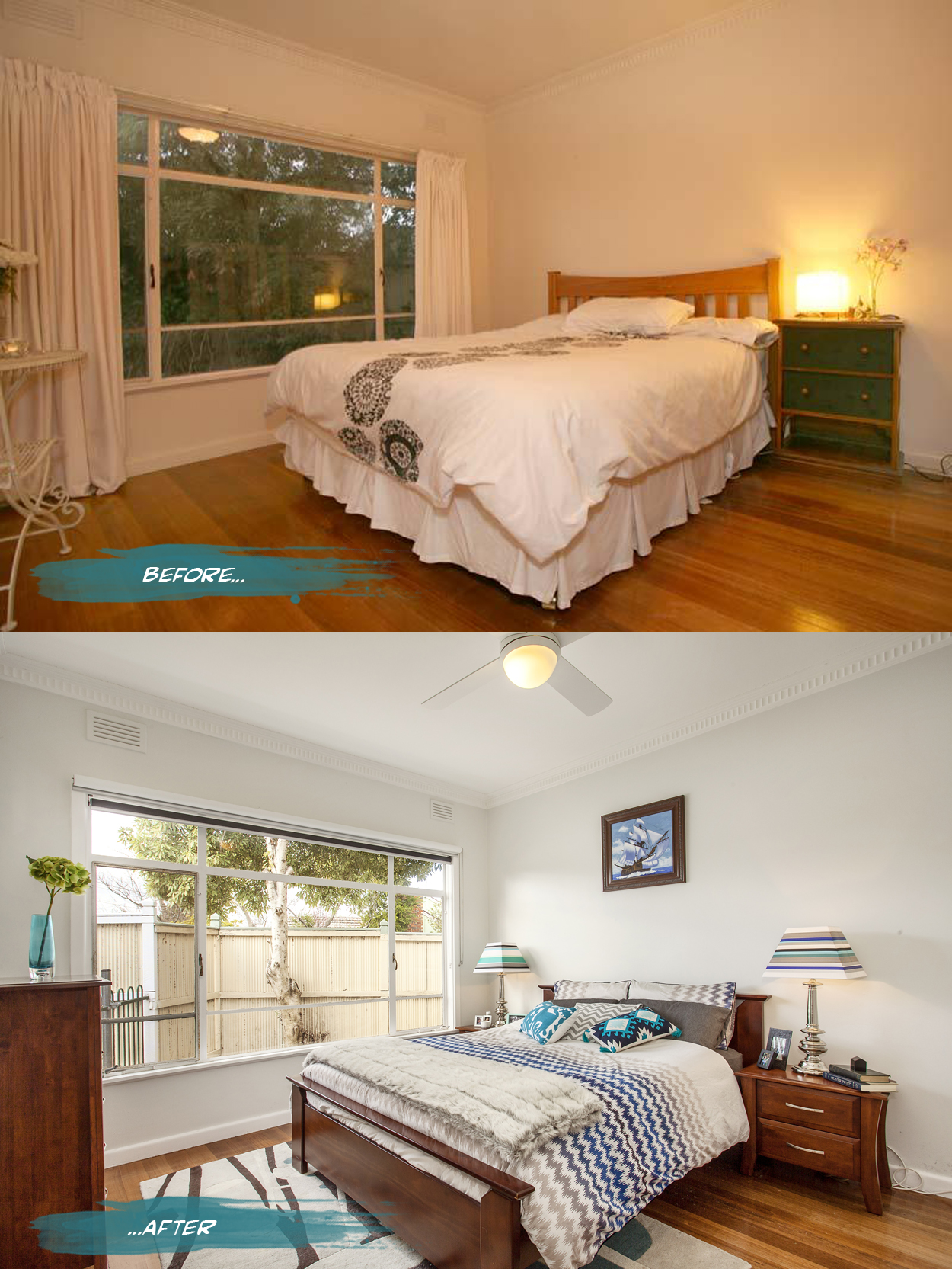 Bedroom Renovation Before And After Renovation  The Rsd Blog  Architecture Interiors & Australian Design