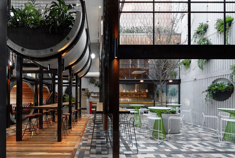 concrete jungle | the rsd blog | architecture interiors